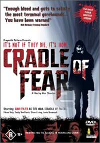 Cradle Of Fear (Import) [DVD]