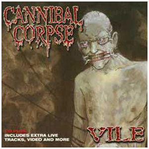 Swedrock - Cannibal Corpse - Vile [Digi-CD]
