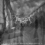 Forgotten Tomb - Negative Megalomania [CD]