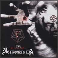 Necromantia- IV:Malice [CD]