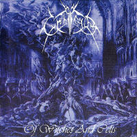 Griffar - Of Witches And Celts [CD]
