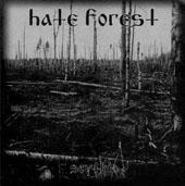 Hate Forest - Scythia [CD]