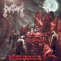Deathspell Omega/Moonblood - Split [CD]