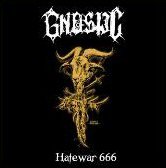 Gnostic - Hatewar 666 [CD]