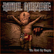 Ritual Carnage - Birth of tragedy  [CD]