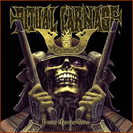 Ritual Carnage - Every Nerve Alive [CD]