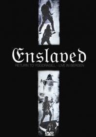 Enslaved - Return to Yggdrasill [DVD]