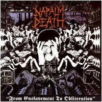 Napalm Death - From Enslavement to Obliteration [CD]