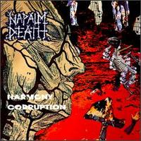 Napalm Death - Harmony Corruption [CD]