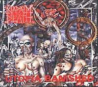 Napalm Death - Utopia Banished [CD]
