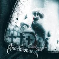 Anachronaeon - As the Last Human Spot in Me Dies [CD]