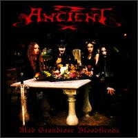Ancient - Mad Grandiose Bloodfiends [CD]