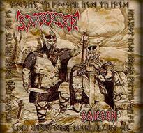 Saxorior - Saksen [Digi-CD]