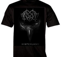 Blodsrit - Hinterland (Svart) [TS]