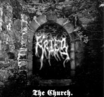 Krieg - The Church [M-CD]