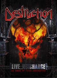 Destruction - Live Discharge - 20 Years Of Total Destruction [DVD+CD]