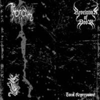 Throneum/Revelation of Doom - Total Regression [CD]