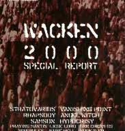 Wacken 2000 - Special Report [DVD]