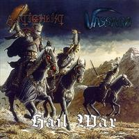 Antichrist/Vassago - Hail War [CD]