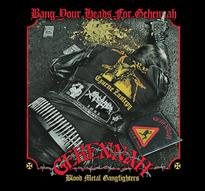 Gehennah - A Tribute To Gehennah - Blood Metal Gangfighters – Bang Your Heads for Gehennah [CD]