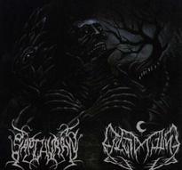 Leviathan/Sapthuran - Split [CD]
