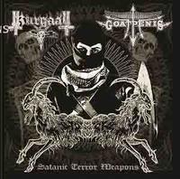 Goatpenis/Kurgaall - Satanic Terror Weapons [M-CD]