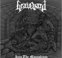 Graveyard - Into the Mausoleum [M-CD]