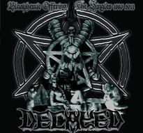 Decayed - Blasphemic Offerings - The Singles 1993-2011 [2-CD]