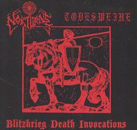 Nokturne/Todesweihe - Split [CD]