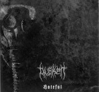 Dusken - Hateful [CD]