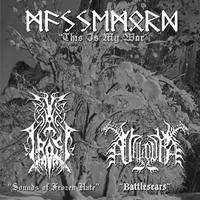 Massemord/The Frost/Valdur - Split [CD]