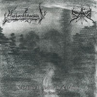 Sad/Vöedtæmhtëhactått - Existence to Serve the Creation (Not the Creator) [CD]