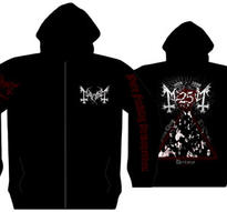 Mayhem - From Chaos To Eternal Darkness [Hood-zip]