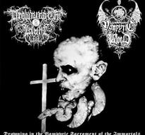 Drowning the Light/Vampyric Blood - Drowning in the Vampyric Sacrament of the Immortals [CD]