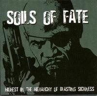 Soils of Fate - Highest in the Hierarchy of Blasting Sickness [CD]