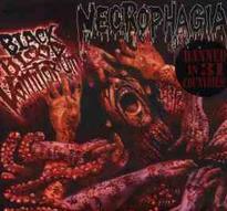 Necrophagia - Black Blood Vomitorium [M-CD]