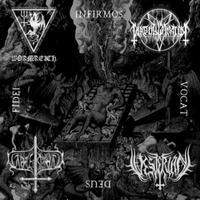 Wormreich/Diabolus Amator/Gravespawn/Vesterian - Infirmos Vocat Deus Fidei [CD]