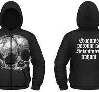Gorgoroth - Quantos Possunt ad Satanitatem Trahunt [Hood-zip]