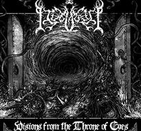 Idolatry - Visions from the Throne of Eyes [CD]