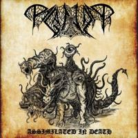 Paganizer - Assimilated in Death [CD]