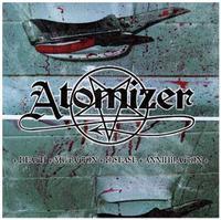 Atomizer - Death - Mutation - Disease - Annihilation [CD]