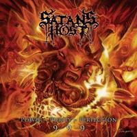 Satan's Host - Power - Purity - Perfection...999 [CD]