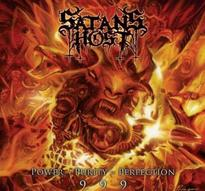 Satan's Host - Power - Purity - Perfection...999 [CD]