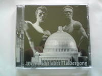 Totenburg - Weltmacht Oder Niedergang [CD]