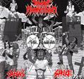 Savage Aggression - Satan's Strike [CD]