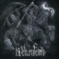 Absurd/Grand Belial's Key/Sigrblot - Split: Weltenfeind [CD]