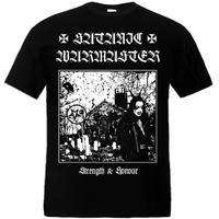 Satanic Warmaster - Strength & Honour [TS]