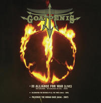 Goatpenis ‎– Alliance For War + Bonus [CD+DVD]