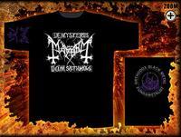 Mayhem - Orthodox De Mysteris Dom Sathanas [TS-G]