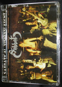 Sabbat - Sabbatical Visionslaught [DVD+CD]
